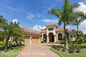 The Strand Homes for Sale, Naples FL