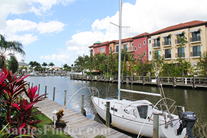 Waterfront Real Estate, Condos with Boat Dock in Naples FL