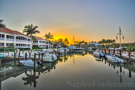 Windstar Golf & Boating Community Naples FL
