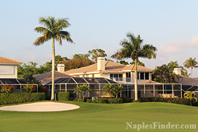 Windstar Single Family Homes on the golf course