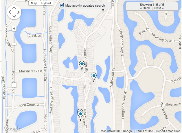 Quail Creek Village Homes for Sale