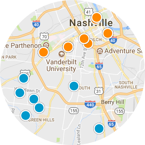 Vanderbilt Real Estate Map Search