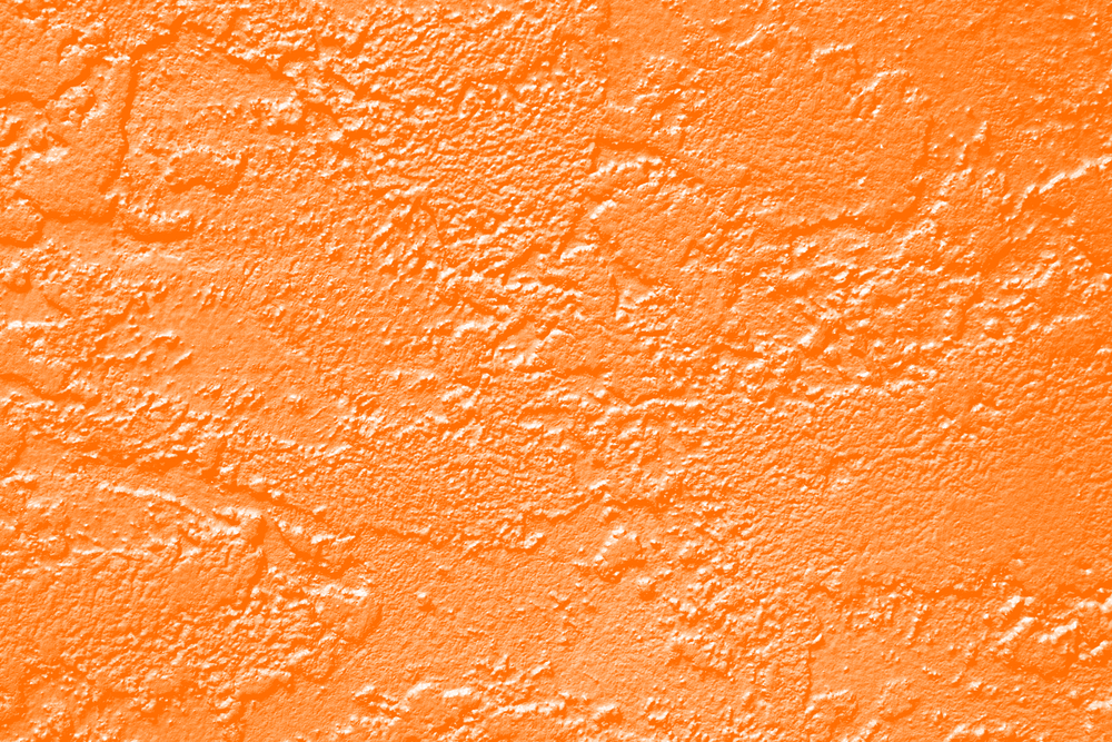 Tangerine wall color