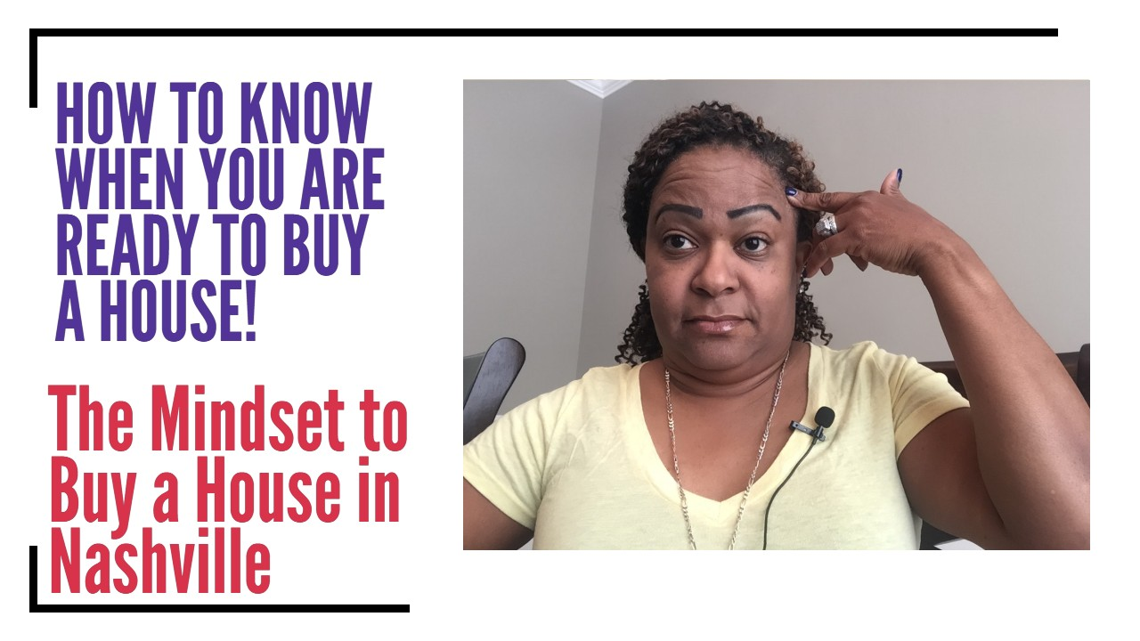 The Mindset to Buy a House