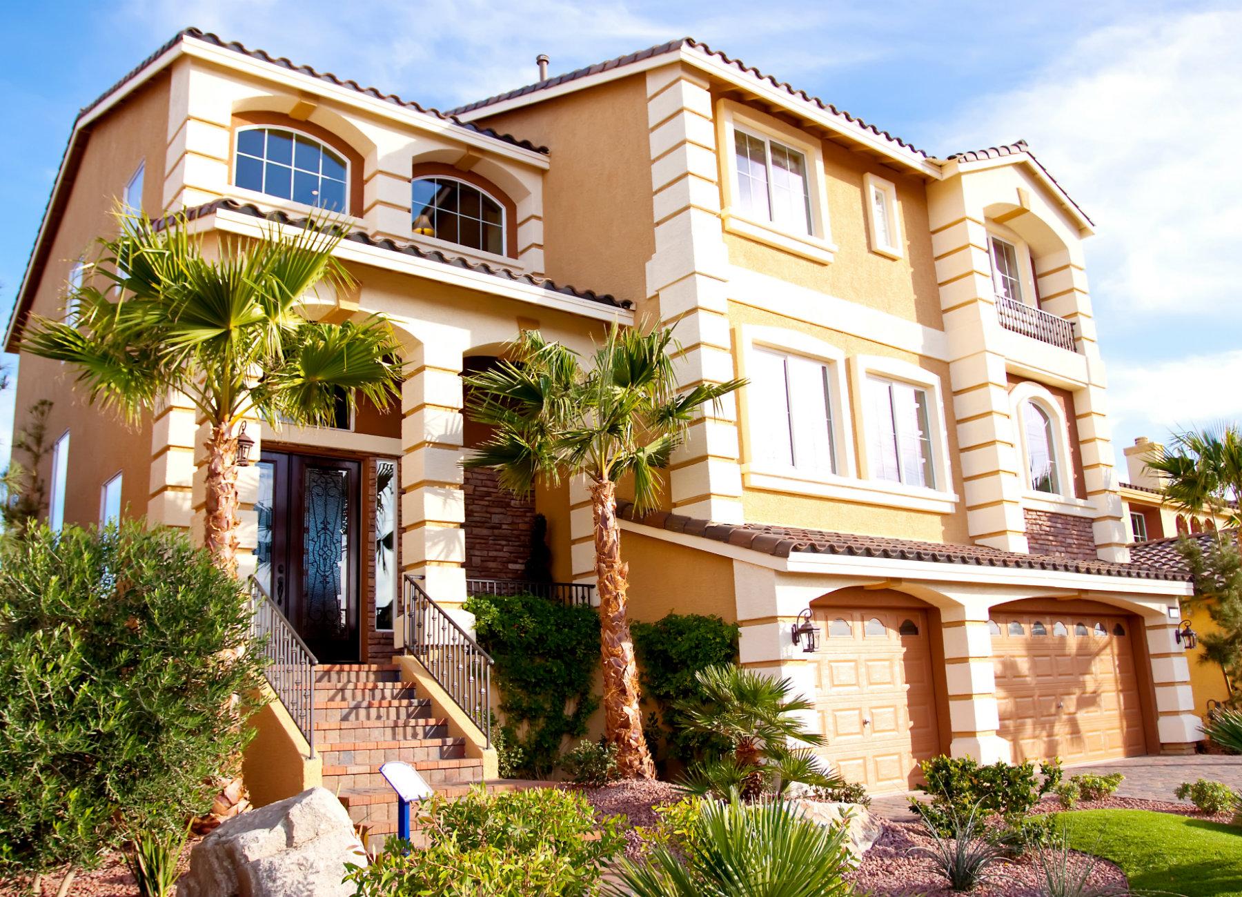 las vegas property valuation