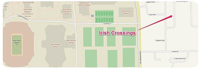 Irish Crossings