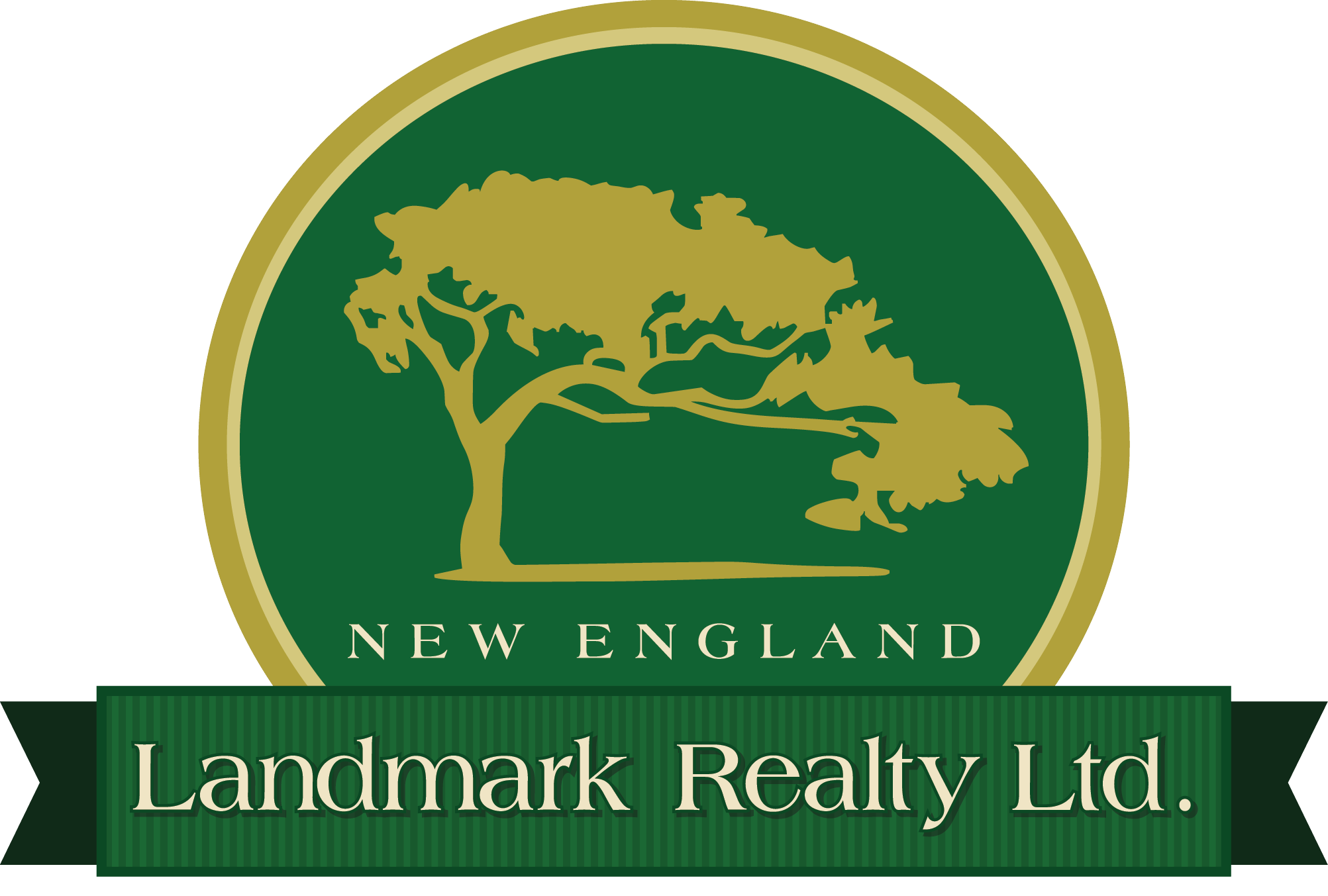 New England Landmark Realty Logo