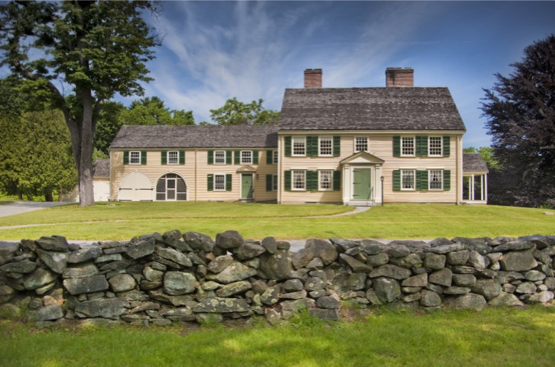 New England Homes & Land