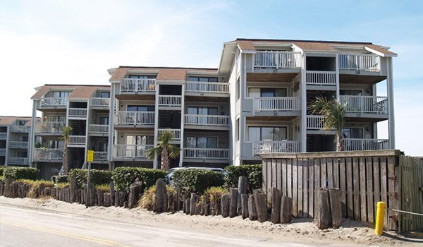 The Breakers Carolina Beach Condos