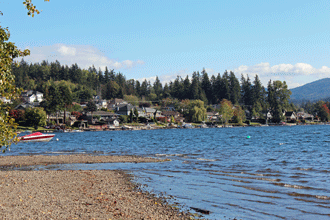 Silver Beach HOMES FOR SALE BELLINGHAM WA