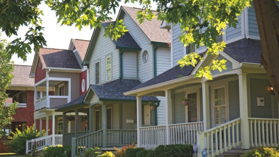 fall Creek Place Indianapolis Homes
