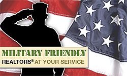 First Carolina Realtors is Military Friendly