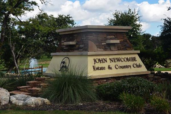 John Newcombe Estate Homes For Sale New Braunfels Tx