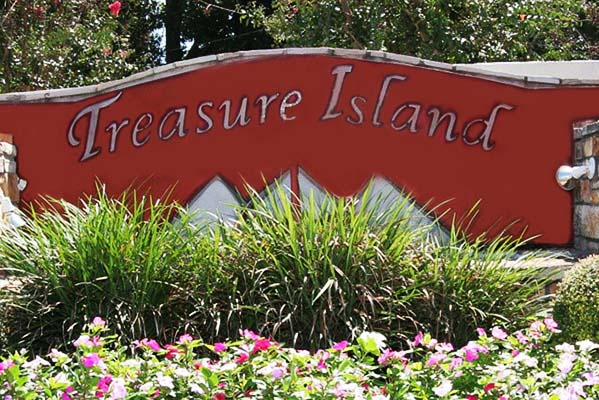 Lake Mcqueeney Treasure Island Real Estate