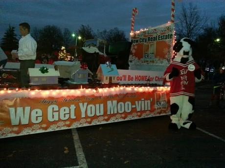Greenville SC Christmas Parade