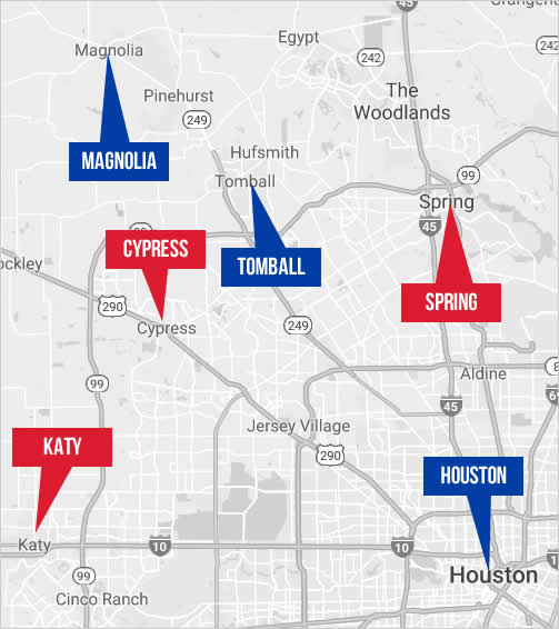 Explore Houston Real Estate