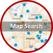 Vinings Real Estate Map Search