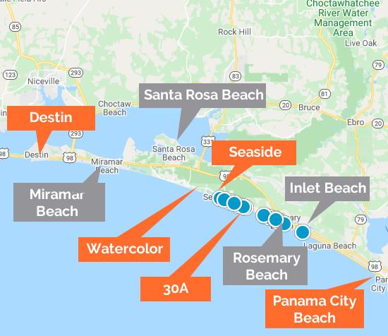 Explore Destin Florida Real Estate