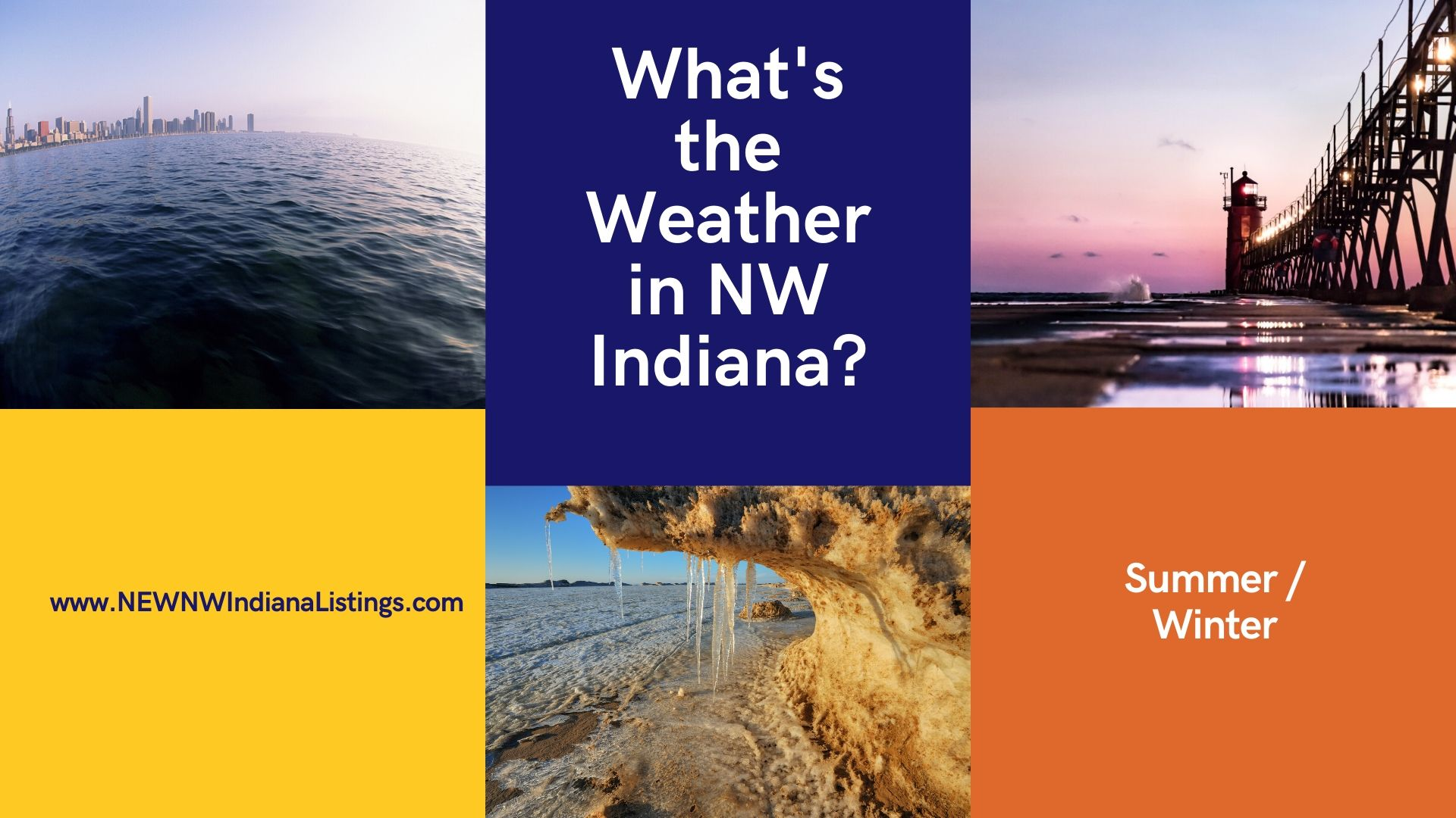 What's the Weather in NW Indiana