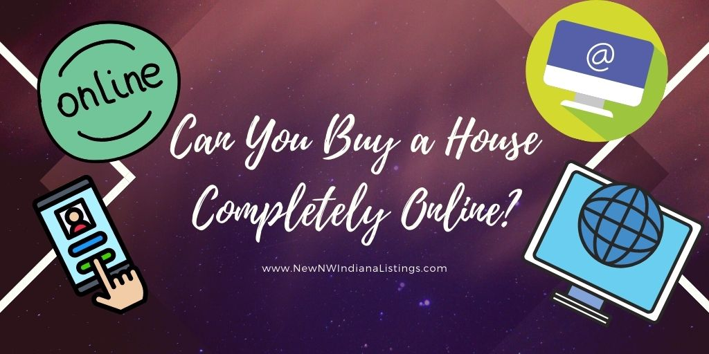 Can You Buy a House Completely Online?