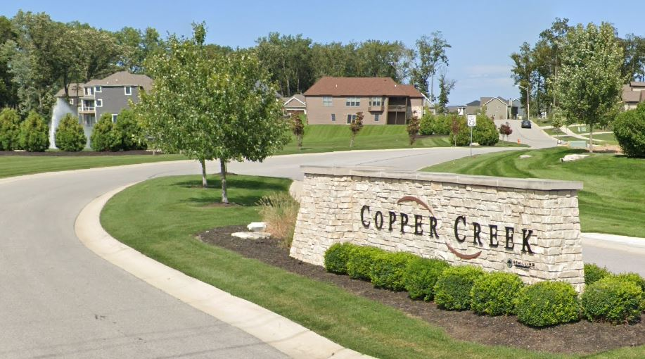 Copper Creek Homes for Sale in Crown Point Indiana