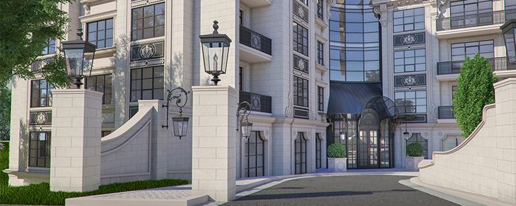 Business District Montclair Homes for Sale