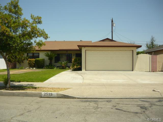 2533 W Glencrest AV, Anaheim 92801