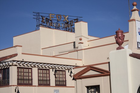 Historic Fox Theater Fullerton