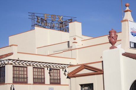 Historic Fox Theater Fullerton