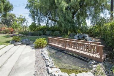 Terraza Fullerton Backyard