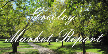 Greeley Real Estate Market Report