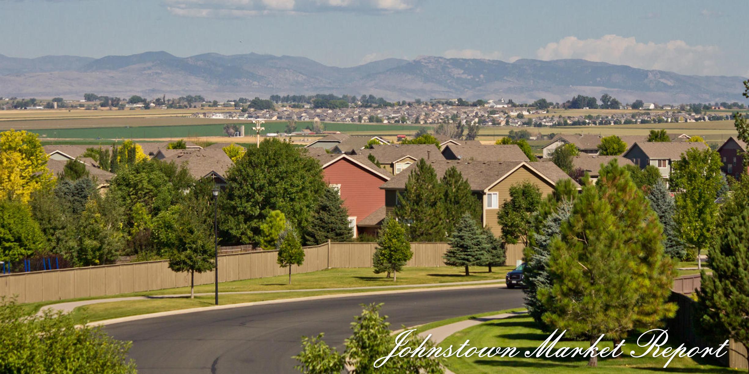 Johnstown Real Estate Market Report