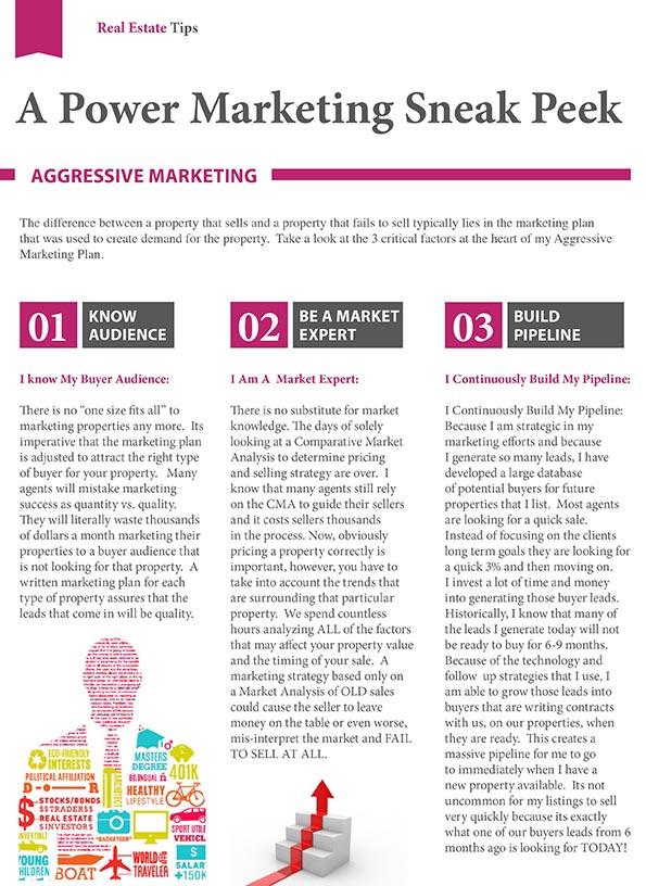 A Power Marketing Sneak Peek