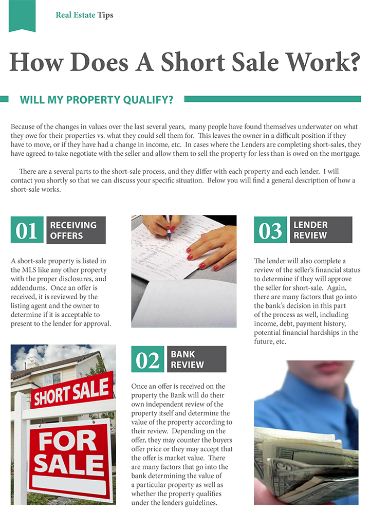 How Does a Short Sale Work