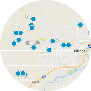 Lockwood/Emerald Hills Real Estate Map Search
