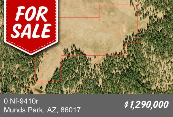 4535 FS 9410 Rd. (75 acres MOL), Munds Park, AZ 86017