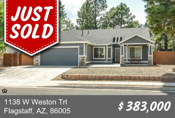 1138 W Weston Trl, Flagstaff, AZ 86005