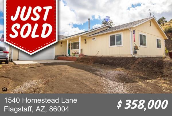 11540 Homestead Ln, Flagstaff, AZ 86004