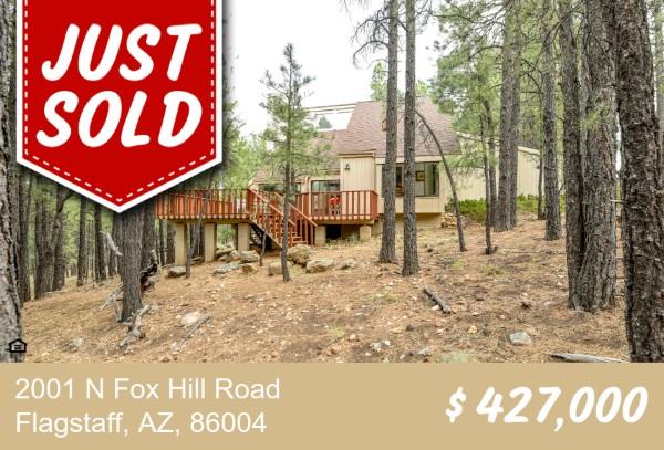 2001 N Fox Hill Rd, Flagstaff, AZ 86004