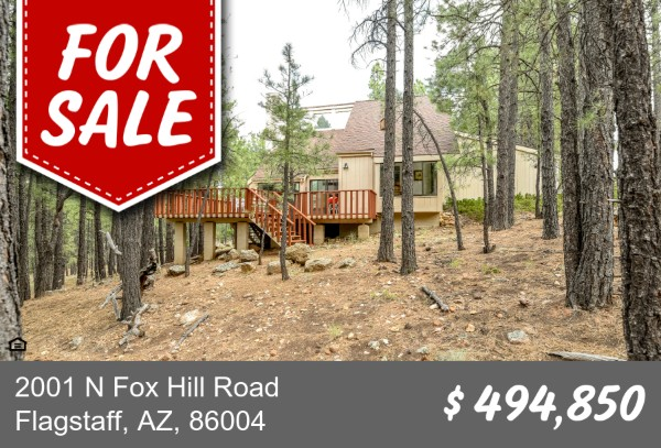 2001 N Fox Hill Rd, Flagstaff, AZ 86004