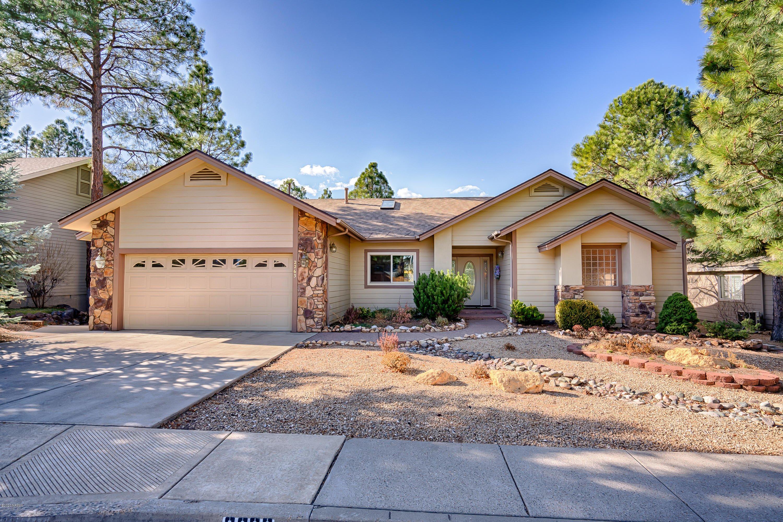 2263 N Ricke Lane, Flagstaff, AZ 86004