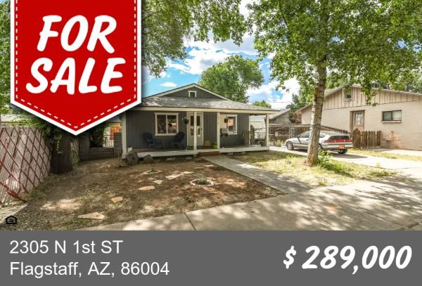 2305 N 1st Street, Flagstaff, AZ 86004