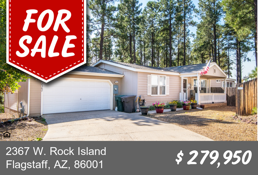2367 W. Rock Island Ave, Flagstaff, AZ 86001