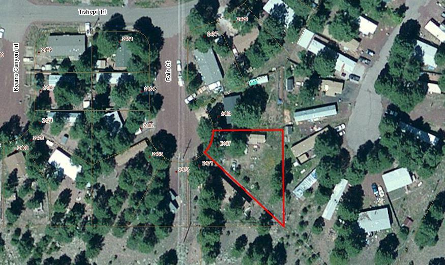 2467 Rain Court Flagstaff, AZ 86005
