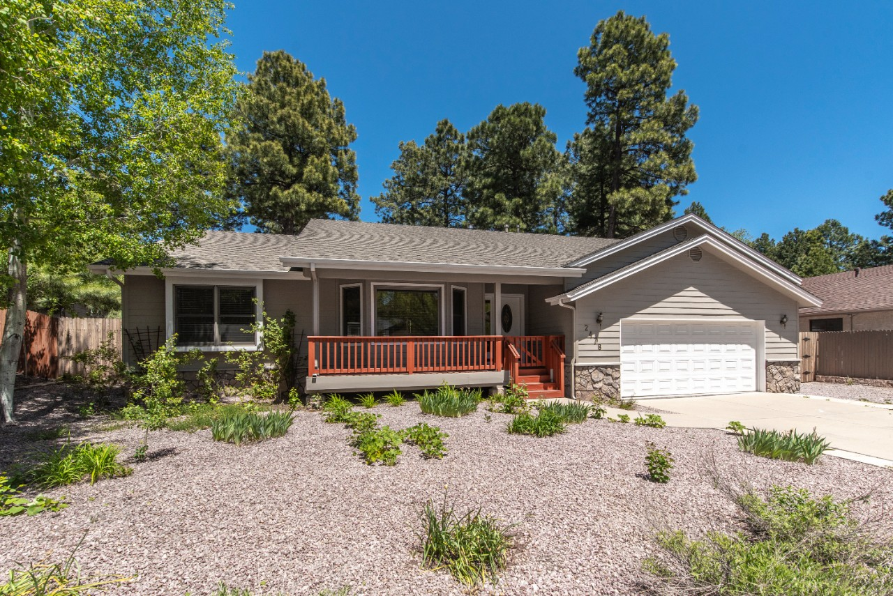 2478 S Highland Mesa RD Flagstaff, AZ 86001
