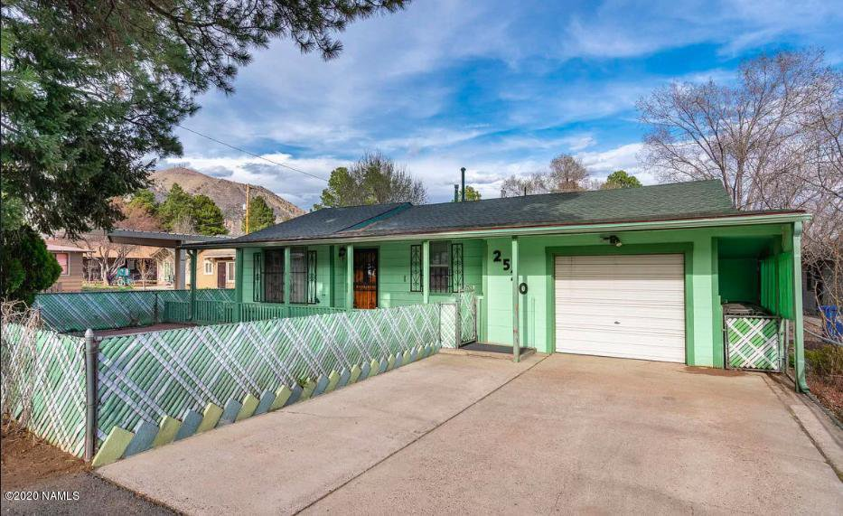 Lowest Priced Single Family Flagstaff Home in October 2020