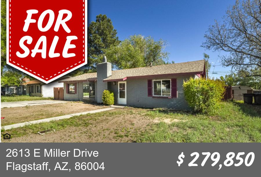 2613 E Miller Drive, Flagstaff, AZ 86004
