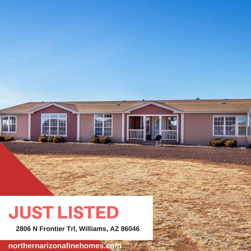 2806 N Frontier Trl, Williams, AZ 86046