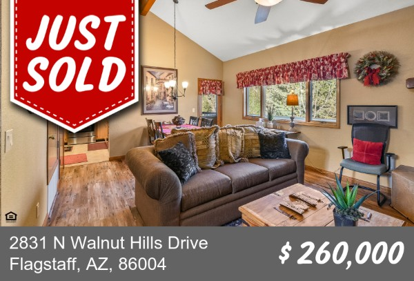 2831 N Walnut Hills Drive Unit 13 Flagstaff, AZ 86004