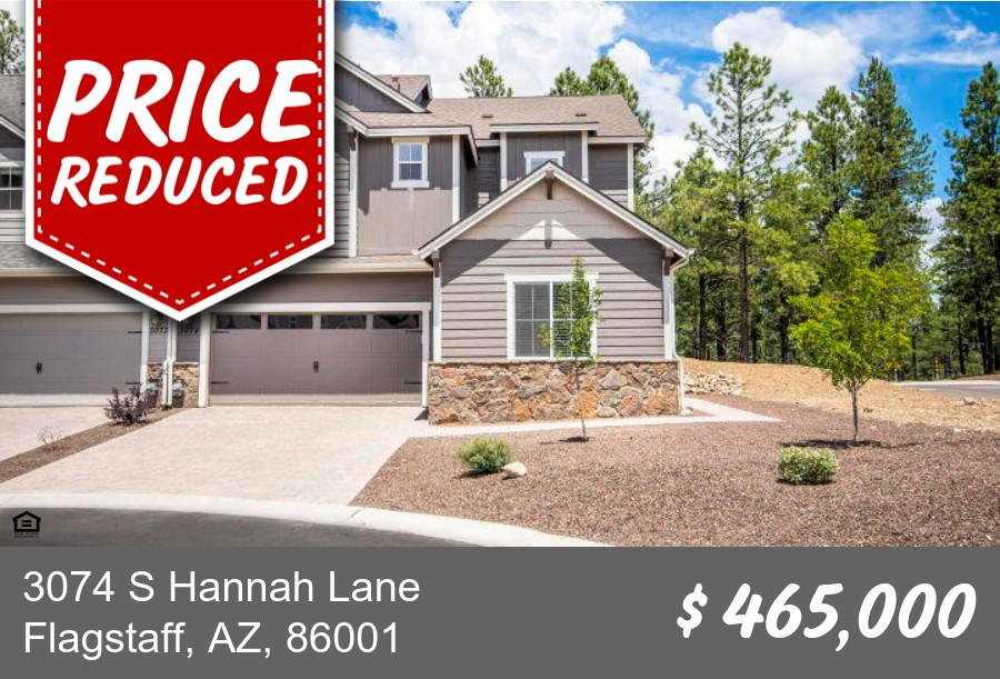 3074 S Hannah Lane, Flagstaff, AZ 86001